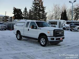 2012 FORD F-350 XLT EXT CAB SHORT BOX 4X4 **1 TON**