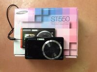 Samsung ST 550 Smart Camera in original box