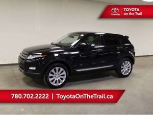 2015 Land Rover Range Rover Evoque PRESTIGE; GLASS ROOF, LEATHER