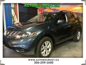 2013 Nissan Murano SV AWD | SUNROOF | LOW KM | EXCELLENT SHAPE
