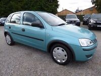 Vauxhall Corsa 1.2 Life 16v, 5 Door, Part Exchange / Trade In to Clear, New MOT, Tidy Wee Car