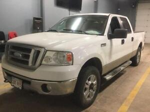 2008 Ford F150 Xlt Supercrew 4x4 looks and runs very well