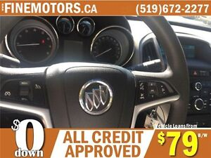 2012 BUICK VERANA * LEATHER * HEATED SEATS * CAR LOANS FOR ALL London Ontario image 9