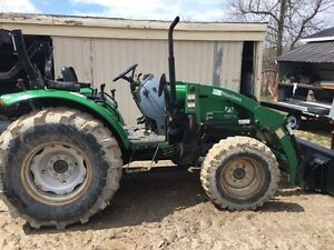 Montana Tractor For Sale