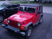 2003 Jeep TJ Pickup Truck