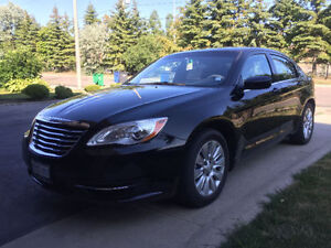2014 Chrysler 200-Series LX-