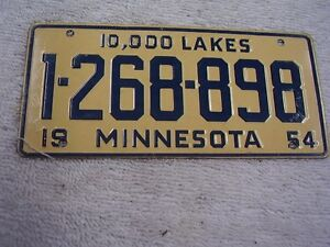 cereal license plates