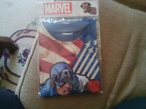 Marvel Captain America Youth 2 pieces Summer PJ set ( brand new)