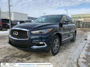 2017 Infiniti QX60 CPO rates as low as 3.9%, 6YR/160,000 WARRANT
