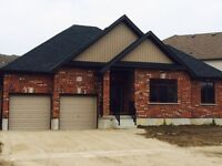 BRAND NEW 2 + 1bdrm Bungalow *Finished basement*