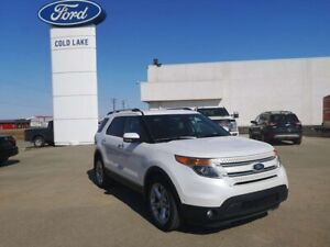 2013 Ford Explorer LIMITED, DUAL PANEL MOONROOF, TRAILER TOW PKG