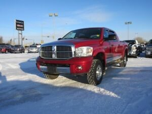2008 Dodge Ram 2500 Laramie. Text 780-205-4934 for more informat