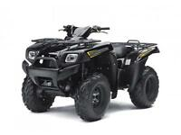 2014 BRUTE FORCE 650 STRAIGHT AXLE SPECIAL, WHILE SUPPLIES LAST