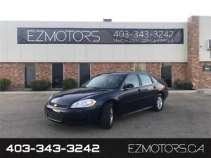 2010 Chevrolet Impala LT|LOW KMS|ACCIDENT FREE|BLUETOOTH