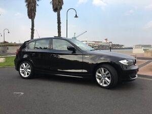 2010 BMW 123d E87 Black Hatchback West Melbourne Melbourne City Preview
