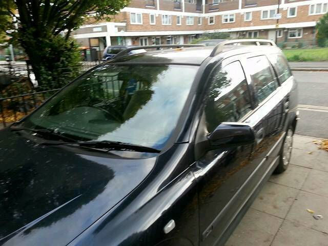 Vauxhall astra 1.6 manual 53plate