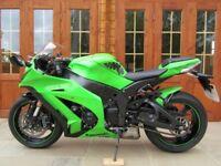 2012 Kawasaki ZX10r , 8k fsh