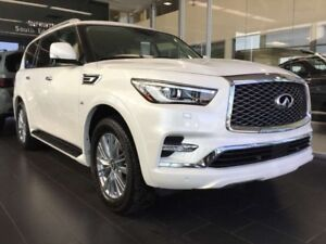 2019 Infiniti QX80 7 Passenger W/ Luxe Package