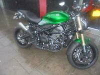 BENELLI 752S 2020 ONE OWNER WITH ONLY 50 MILES