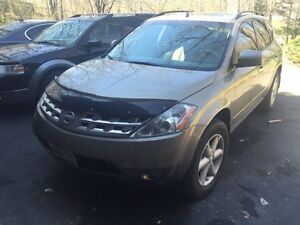2004 Nissan Murano SE FULLY LOADED - REDUCED TO SELL (NEED GONE)