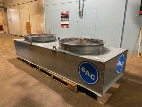 """""""BAC"""" DIRECT DRIVE DOUBLE 42"""", 5 HP FANS FOR CHILLER OR COOLING TOWER, HVAC UNIT"""