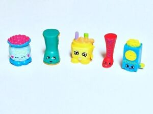 SHOPKINS X10! ALL RARES! (NUTTY BUTTER / JELLY B) London Ontario image 2