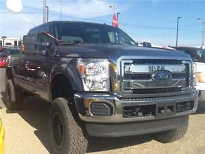 LIFTED 2014 Ford F-250 DIESEL