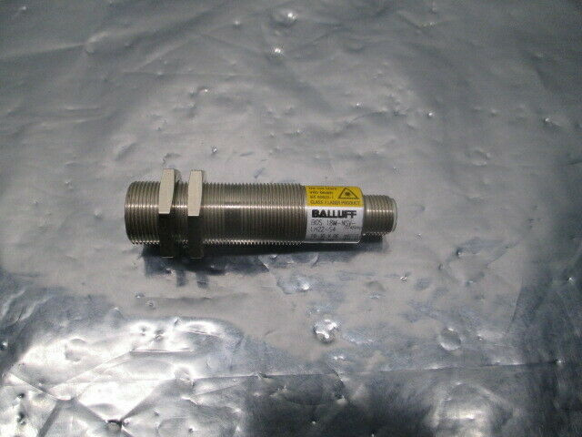 4 Balluff BOS 18M-NSV-LH22-S4 Photoelectric Sensor, 453811