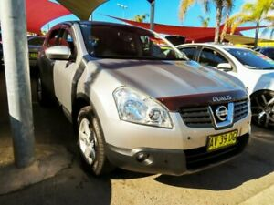 2008 Nissan Dualis J10 ST X-tronic AWD Grey 6 Speed Constant Variable Hatchback