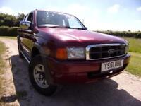 Ford Ranger 2.5TD 4X4 Pick Up XLT Double Cab