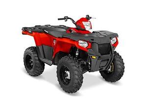 POLARIS SPORTSMAN 570 EPS INDY RED 2016 West Island Greater Montréal image 2