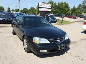 2002 Acura CL **Leather Loaded*** CERTIFIED***