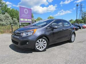 2015 Kia RIO EX w/Sunroof REAR CAMERA HEATED SEATS BLUE-TOOTH
