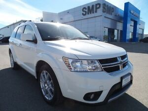 2015 Dodge Journey R/T AWD, leather, 7 pass, alloys, SMP