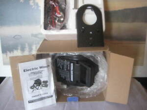 WINCH 12 VOLT NEVER USED READ AD FOR INFO-PRICE