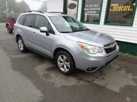2014 Subaru Forester AWD for only $189 bi-weekly!