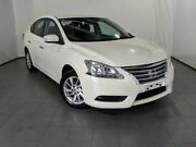 2013 Nissan Pulsar B17 ST White 1 Speed Constant Variable Sedan Elizabeth Playford Area Preview