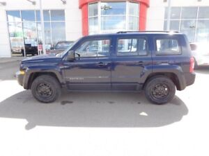 2014 Jeep Patriot Sport/North - Leather Int, AUX, + CD Player!