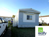 Affordable Mobile 1st Time Or Great Rental– By 2% Realty Red Dee