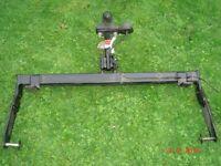 Whitter RN83AU Tow Bar towbar - from Renault Laguna 2005 1.9 Diesel Estate