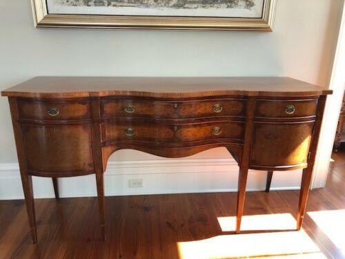 Antique Baltimore sideboard