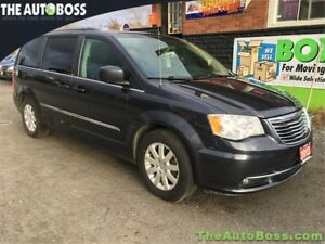 2013 Chrysler Town & Country Touring CERTIFIED! STOW N GO!