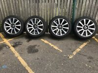 Original 21'inch Range Rover Vogue 2016 Alloys
