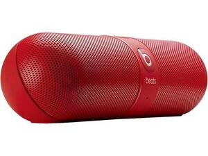 Beats-by-Dr-Dre-Pill-2-0-Bluetooth-Wireless-Portable-Speaker-Red-A-Grade-Re