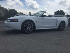 FORD MUSTANG GT V8 40 ieme aniversaire automatique 124km