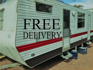 Reduction Sale, All vans $6,995 ea. Chesney 24', Viscount 25' etc Penrith Penrith Area Preview