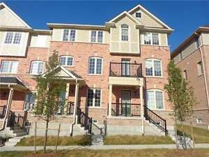 Bright and Spacious 3BR Townhouse in Ajax For Lease.