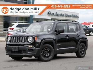 2015 Jeep Renegade SPORT - Sound Group - Power & Air - My Sky roof -