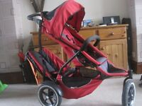 The Phil and Teds Sport Pushchair