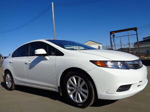 2012 Honda Civic EX SPORT-SUNROOF--WITH ECON BOOST-AMAZING SHAPE